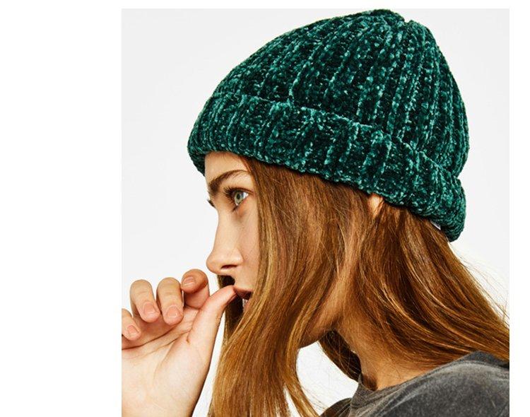 Chenille-yarn-Cap